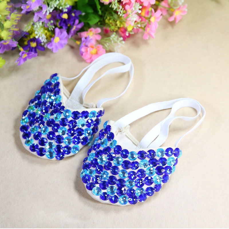 Belly dance accessories indian sexy diamond bellydance shoes practice oriental dance props for belly dancing in Belly Dancing from Novelty Special Use