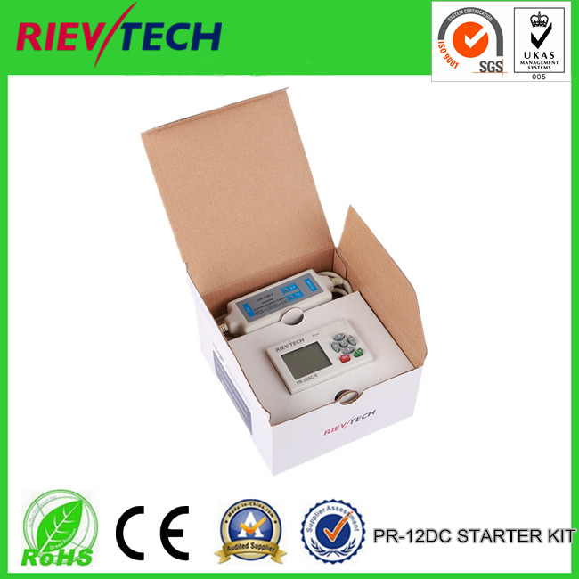 RIEVTECH Micro Automation sulutions provider programmable relay programming cable PR 12DC DA R USB CABLE