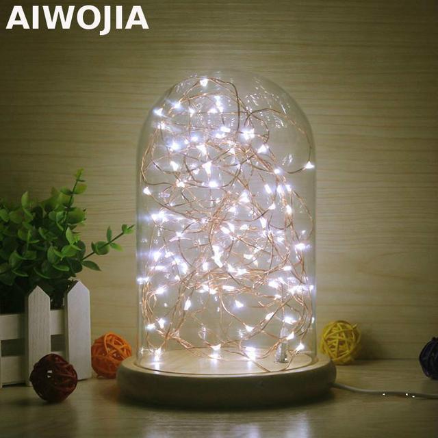 indoor christmas lighting. 22cm USB Wood Desk Lamp Led Christmas Lights Indoor 3d Light Power Bank Luminaria Usb Lighting