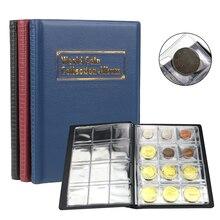 Коллекторы монет ПВХ Коллекция монет Книга Альбом монет мульти-кинетическая коллекция монет для коллектора