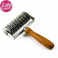 Hoge Kwaliteit Rvs Pasta Roller Dockers Noodle Maker Handy Pasta Cutters Pasta Gereedschap Keuken Accessoires