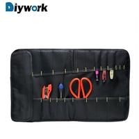 DIYWORK Folding Tool Bag Multifunction Oxford Fabric Tool Organizer Bag Car Storage Bag Car Accessories Stowing