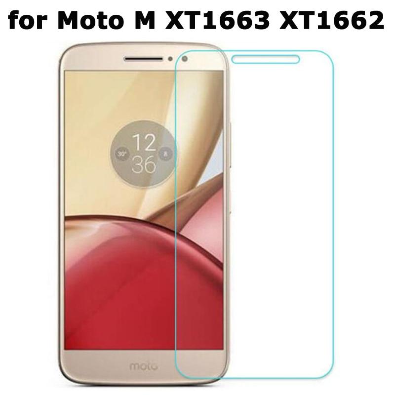 Untuk Kaca Tempered Motorola Moto M Pelindung Layar Untuk Motorola Moto M Kaca Untuk Moto M Pelindung Film XT1662 XT1663 5.5 inch