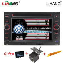 Top Auto radio 2din Car dvd audio For Volkswagen VW Passat B5 VW golf vw polo bora Magotan VW Jetta Caddy car Multimedia GPS FM