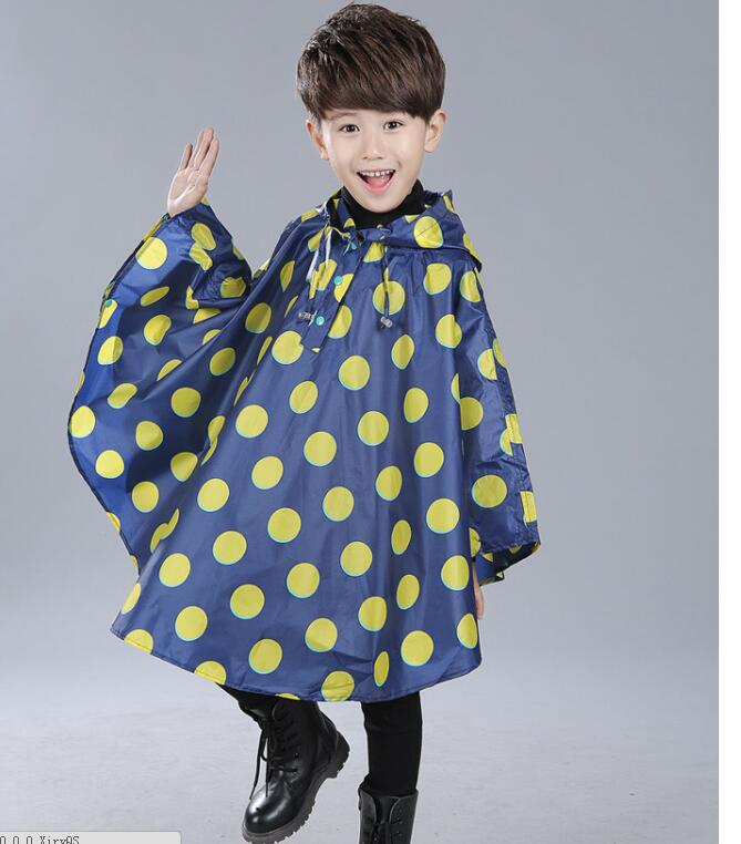Großhandel 2 Kinder Stücke Südkoreanische Regenmantel RjLq4S35cA