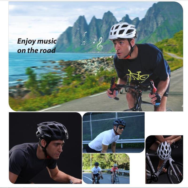 En gros!! Intelligente Vélo Casque LIVALL Multifonction Casque De Vélo Bicicleta Capacete Casco Ciclismo Para Bicicleta Ultra-Léger