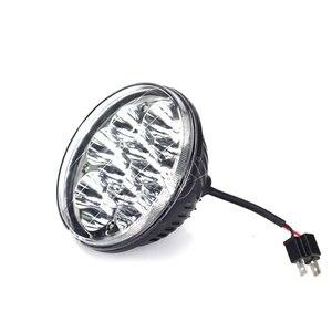 Image 2 - Faro LED de 5,75 pulgadas para todoterreno, faro PAR56 de 36W para vehículos automotrices, medio y camiones, envío gratis