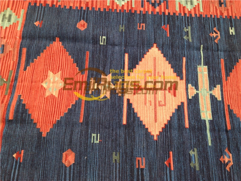 handmade wool kilim rugs living room rug bedroon bedside blanket corridor Mediterranean style 43bv1gc131kilimyg4