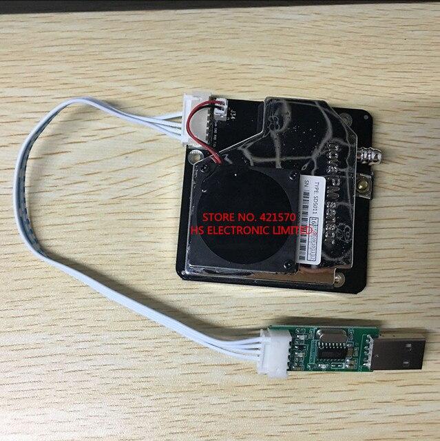 نوفا PM الاستشعار SDS011 ليزر عالي الدقة pm2.5 جودة الهواء جهاز استكشاف وحدة سوبر الغبار الغبار مجسات الإخراج الرقمي لتقوم بها بنفسك