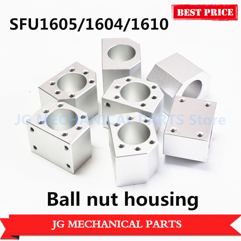 SFU1605 SFU RM 1605 1610 for RM1605 Ballscrew Ballnut Housing Mount Bracket USA