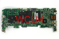 Free Shipping NEW Brand Original Laptop Motherboard For U36JC MAIN BOARD N11M GE2 S B1 I3