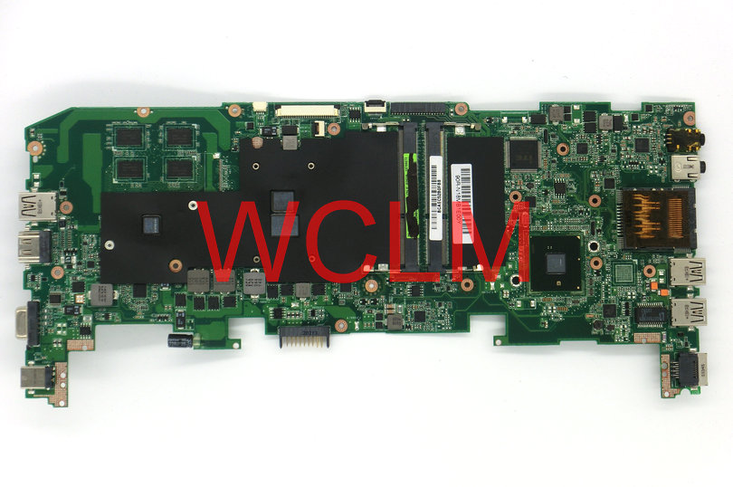 free shipping NEW brand original U36JC laptop motherboard MAIN BOARD N11M-GE2-S-B1 I3-380M CPU 100% Tested Working Well free shipping 5pcs lot sy8037dcc sy8037 gt2de gt2 offen use laptop p 100% new original