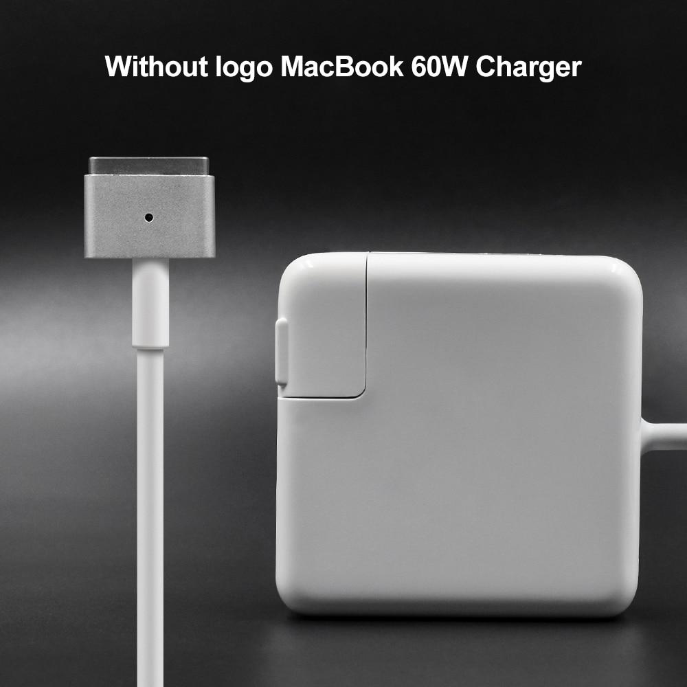 BINFUL 100% nouveau MacSafe 2 60 W 16.5 V 3.65A T tip chargeur adaptateur secteur pour apple Macbook pro 13 A1435 A1465 A1425 A1502BINFUL 100% nouveau MacSafe 2 60 W 16.5 V 3.65A T tip chargeur adaptateur secteur pour apple Macbook pro 13 A1435 A1465 A1425 A1502
