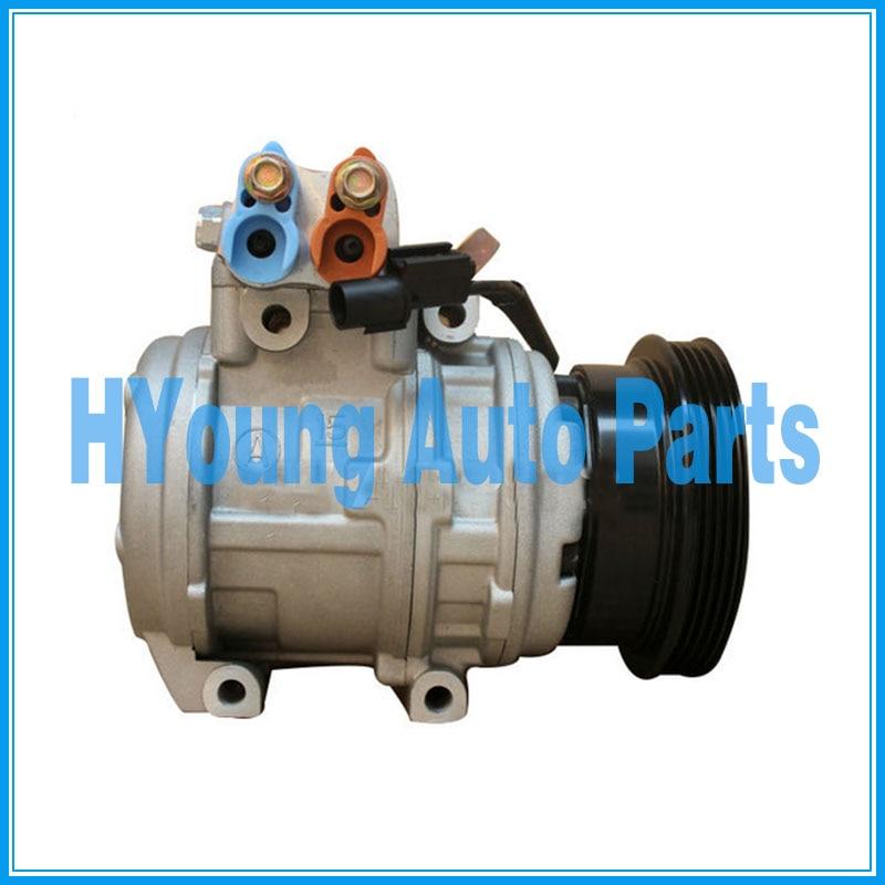 10PA15C 977012D700 CO 21014C 977012E000 auto ac Compressor for KIA SPORTAGE Hyundai Tucson 2004 2009|A/C Compressor & Clutch| |  - title=