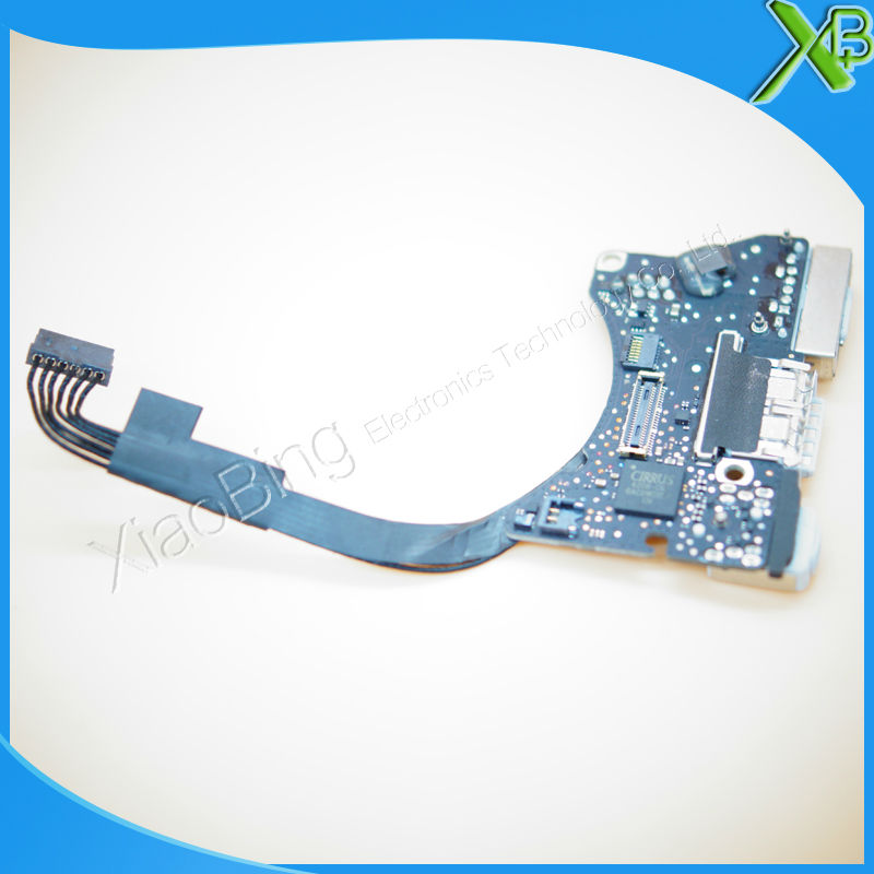 все цены на 820-3453-A DC in Power Jack USB I/O Board For Macbook Air 11.6