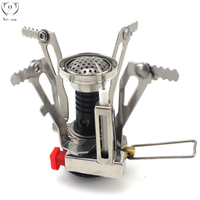 2018 Wnnideo Gas Stove Portable Camping Accessory Outdoor Picnic Windproof 1 Pcs Travelling Hiking