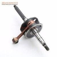 Mini Stroker Crankshaft For YAMAHA BWS ZUMA AXIS AEROX Booster YA YQ YN YW100 52mm