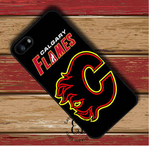 Calgary Flames logo case for Huawei P7 P8 P9 P10 lite Mate 7 8 9 10 pro  Honor 6 7 e8386c81b