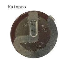 Rainpro 1 pz/lotto VL2020 2020 batteria Ricaricabile al litio Con Le Gambe 90 gradi per la chiave dellautomobile di BMW