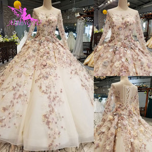 Image 5 - AIJINGYU Korean Wedding Dress Summer Gowns Discounts 2021 Princess Informal White Bridal Gown Wedding Bolero Lace Ivory Long