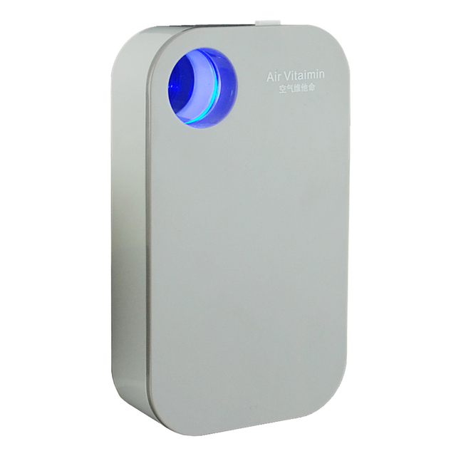 Coronwater Negative Ion Vitamin LED Night Light for lighting & Air cleaning at Sleep