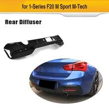 b4d3f17d8c5 Rear Bumper Lip Diffuser for BMW F20 M Sport 120i Hatchback 2 Door 4 Door 1