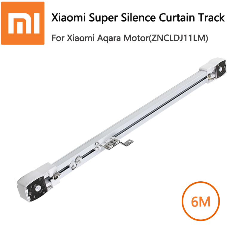 Original Xiaomi Aqara / Dooya KT82 / DT82 Engine Customizable Super Ganz Electric Curtain Track For Smart Home For 6m Or Few