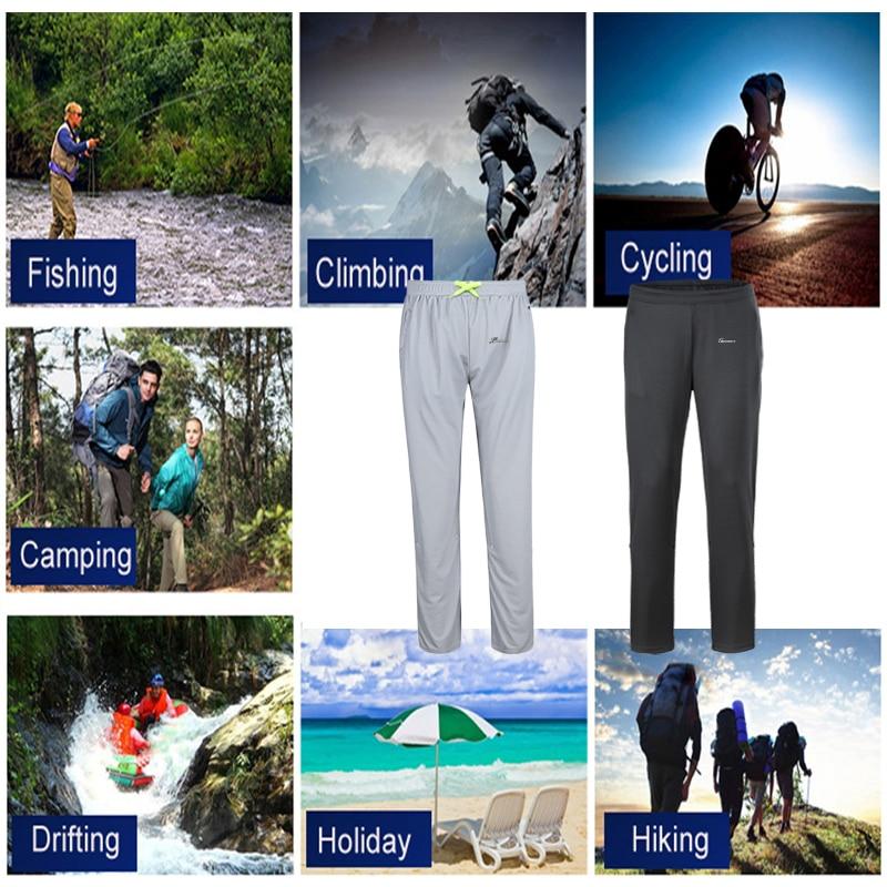 escalada caminhadas roupas de pesca