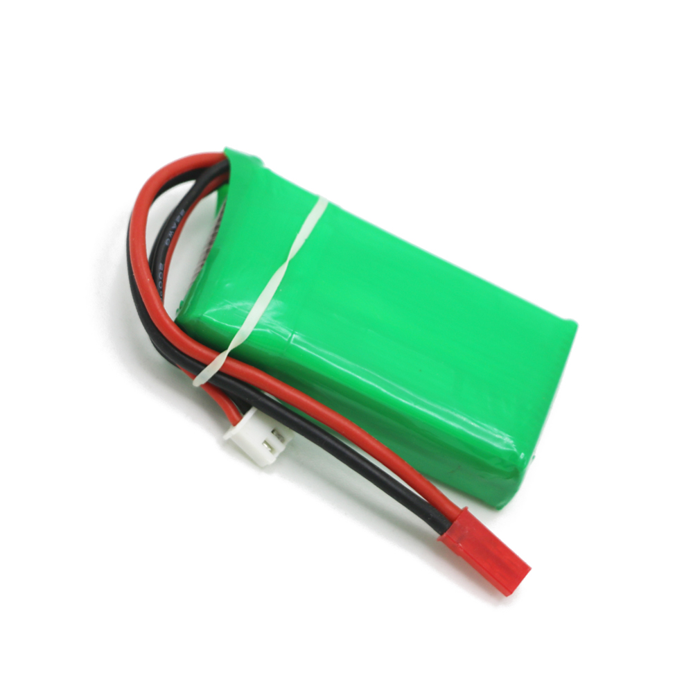 1pcs RC Lipo Battery 7.4V 900mAh 20C 25C 30C Rechargable Battery for RC Helicopter Wltoys V912 1pcs free shipping lipo battery 3 7v 200mah 20c helicopter x4 x11 x13 high endurance high precision low voltage protection board