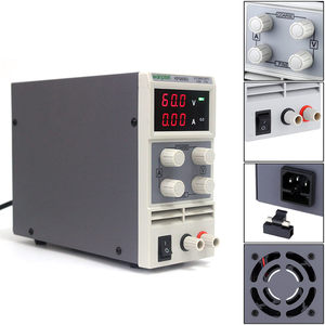 Image 5 - 실험실 전원 공급 장치 60 v 5a 단상 가변 smps 디지털 미니 전압 레귤레이터 0.1 v 0.01a kps605d dc 전원 공급 장치