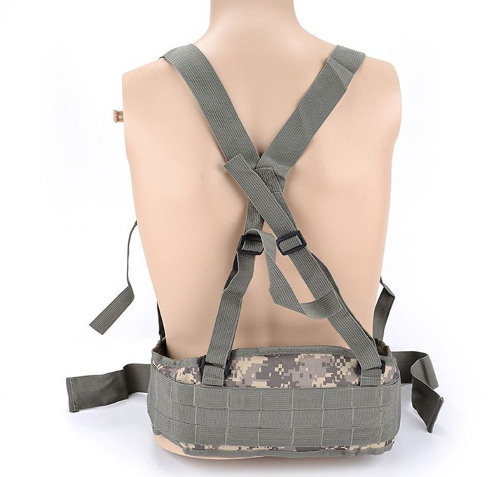 Tactic Belt Man Army Fans The Special Arms begin Belt Nylon Outdoors Molle Convenient Type Of Waist Seal