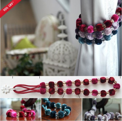 Compare Prices on Beaded Curtain Tie Backs- Online Shopping/Buy ...