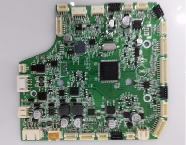 Vacuum Cleaner Motherboard For ILIFE A6 Robot Vacuum Cleaner Parts Ilife X620 X623 Main Board Replacement