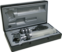 Professional Medical Diagnositc Ear Care Kit Direct Otoscope And Ophthalmoscope ENT Diagnosis Set For Ear And