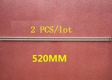 Из 2 предметов * 520 мм 56 светодиодный/62 светодиодный полосы sls46-5630n sls46_5630n ЖК-дисплей 120 REV1.0 для 46tf1c 100113ga lj64-02211a lj64-02230a