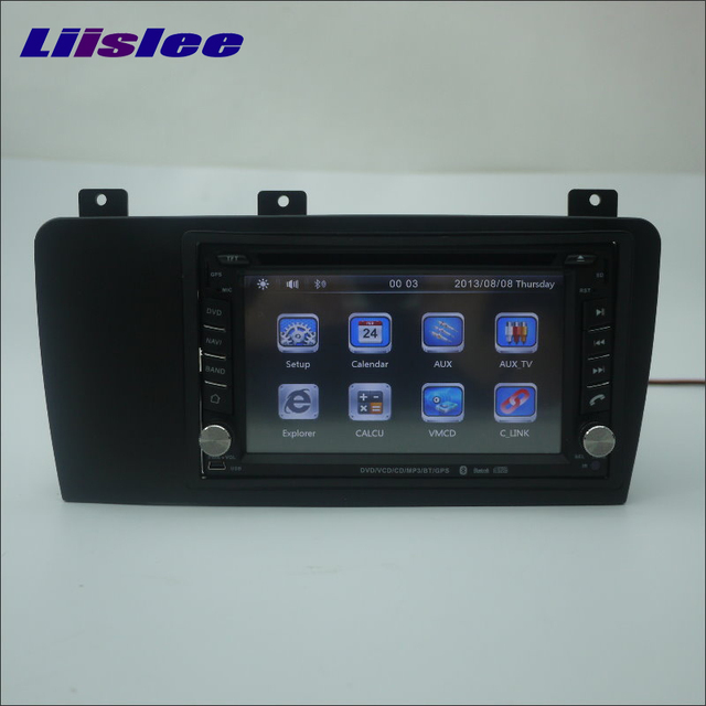 liislee for volvo v70 2003 2006 car radio stereo cd dvd. Black Bedroom Furniture Sets. Home Design Ideas