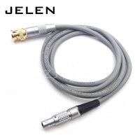 Sound Devices 688 Time Yard Line LEMO 0B 5 Pin Plug To BNC Length 1m