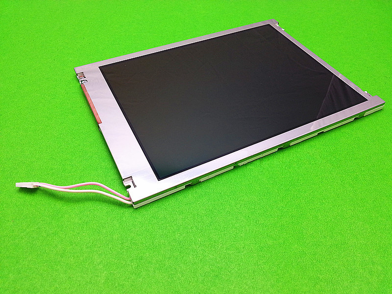 Skylarpu 8.4 inch LCD screen for KHB084SV1AA-G83 Industrial control equipment Injection molding machine display screen panel ab gymnic electronic body muscle arm leg waist abdominal massage exercise toning belt slim fit yf2017