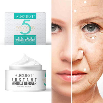 AuQuest Anti Aging Wrinkle Remover Face Cream Instant Firming Facial Skin Whitening Moisturizing Beauty Face Cream Skin Care 20g