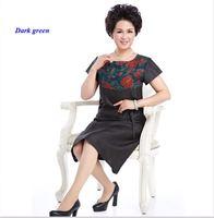 100% натуральный gambiered Гуандун шелк летнее платье, Новое поступление чистого шелка Круглый шею женщины платье, 100% wateredgauze обтягивающее платье