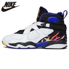 a212c24eeba10b NIKE Air Jordan 8 Three Peat AJ8 Joe 8 Consecutive Men s Basketball Shoes  Sneakers