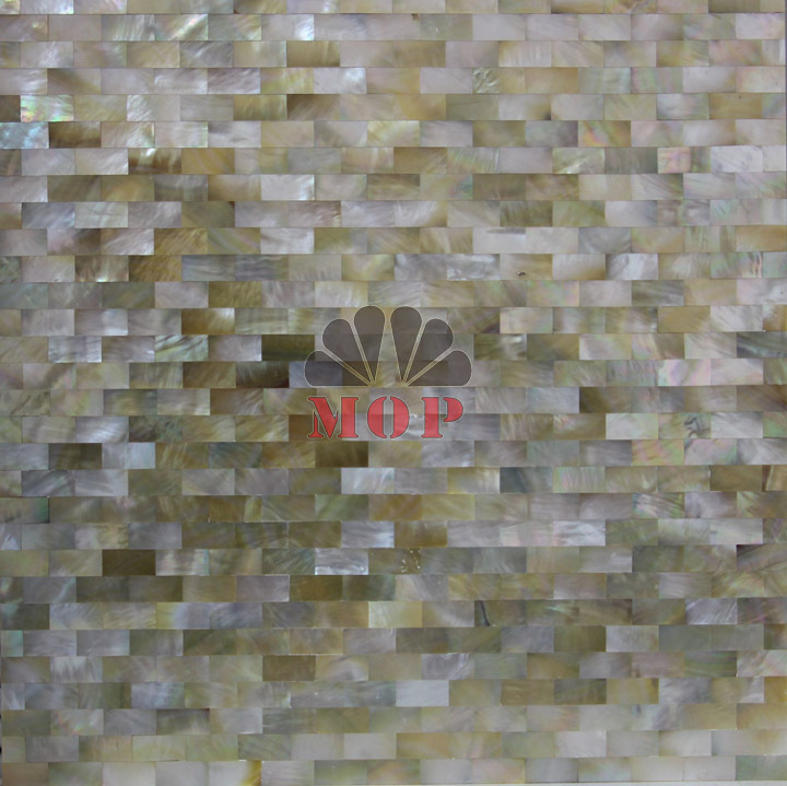 sea shell mosaic  tiles mother of pearl  seamless natural shell color kitchen bathroom  wall mosaics tile brick pattern 100% blacklip sea shell natural black color mother of pearl mosaic tile for interior house decoration wall tiles