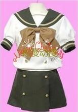 Envío gratis Anime Shakugan no Shana Cosplay uniforme escuela de Verano