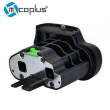 Mcoplus capa para bateria BL-5 EN-EL18, câmera para bateria nikon EN-EL18A MB-D18 MB-D12 com aderência para nikon d850 d800 d800e d810