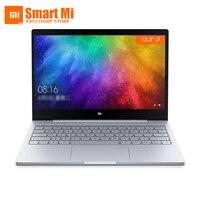 13,3 дюймов ноутбук Xiaomi Mi Тетрадь воздуха оригинальный Intel Core i7 7500U 8 ГБ DDR4 распознавания отпечатков пальцев FHD Дисплей Windows 10