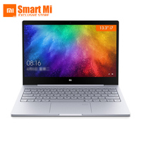 13.3 inch Xiaomi Mi Laptop Notebook Air Original Intel Core i7 7500U 8GB DDR4 Fingerprint Recognition FHD Display Windows 10