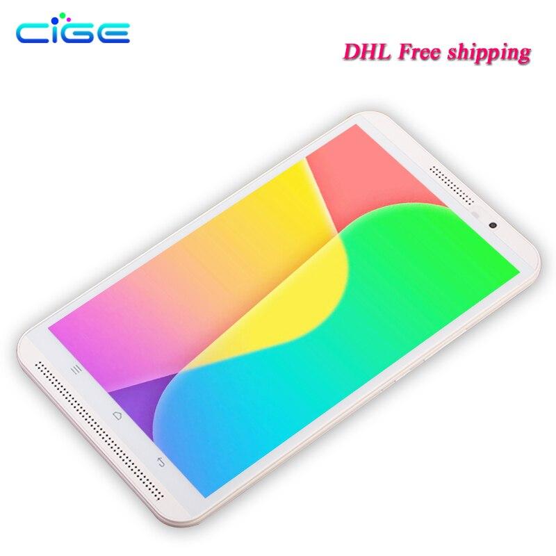 Original CIGE K9 8 inch 4G LTE Tablet PC Octa Core 4GB 64GB WIFI GPS call