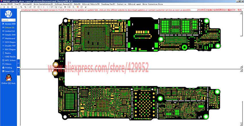 Iphone Logic Board Diagram - Wiring Diagrams Dash