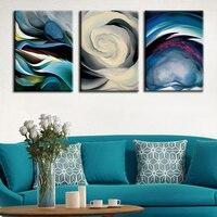 جدار الفن صور 3 طائرات مجردة الفن طباعة ملصق للمنزل الديكور جدار ديكور غرفة الحية قماش الطلاء الزخرفية