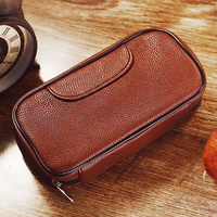 Tobacco pipe Pouches Leather Smoking pipe bag Smoking pipe pouches Smoking set Father's day gift for him Cigarette Accessories